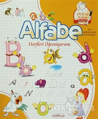 Alfabe - Harfleri Öğreniyorum - Kolektif - Nakkaş Yapım ve Prodüksiyon