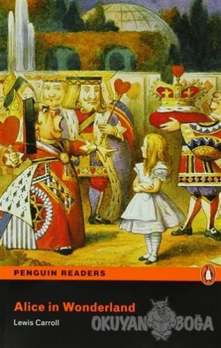 Alice In Wonderland - Lewis Carroll - Pearson Hikaye Kitapları