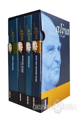 Aliya İzzetbegoviç (4 Kitap Takım) - Aliya İzzetbegoviç - Klasik Yayın
