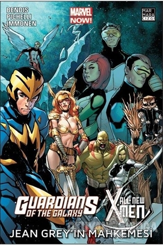All-New X-Men / Guardians of the Galaxy - Jean Grey'in Mahkemesi - Bri