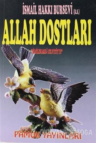 Allah Dostları (Tasavvuf-010 / P17) - İsmail Hakkı Bursevi - Pamuk Yay