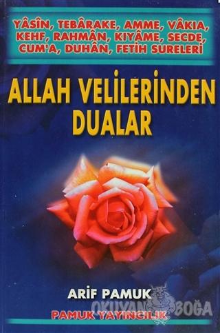 Allah Velilerinden Dualar (Yasin-009) - Arif Pamuk - Pamuk Yayıncılık