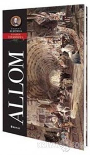 Allom Pitoresk İstanbul Kartpostal Kitabı - Thomas Allom - Boyut Yayın