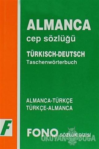 Almanca / Türkçe - Türkçe / Almanca Cep Sözlüğü
