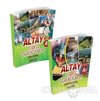 Altay Türkçe Öğreniyorum A2