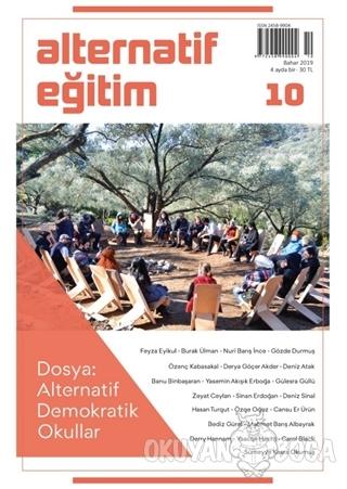 Alternatif Eğitim Dergisi Sayı: 10 Bahar 2019 - Kolektif - Yeni İnsan