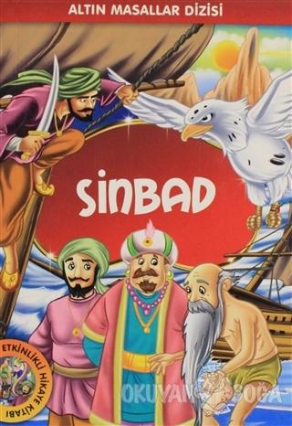 Altın Masallar Dizisi - Sinbad - Kolektif - Çocuk Gezegeni