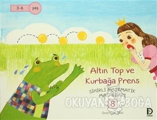 Altın Top ve Kurbağa Prens - Soon Jae Shin - Düşün Yayınevi