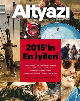 Altyazı Dergisi Sayı: 157 / Ocak 2016