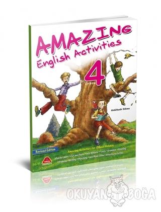 Amazing English Activities 4. Sınıf - Abdülkadir Dökme - D Publishing