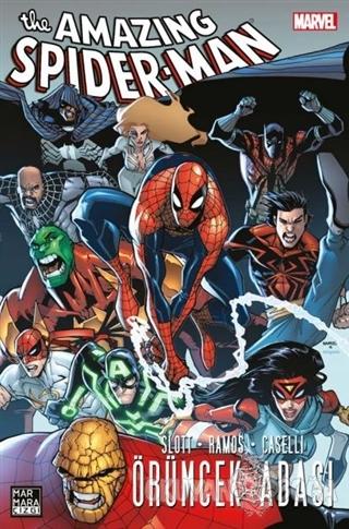 Amazing Spiderman - Örümcek Adası
