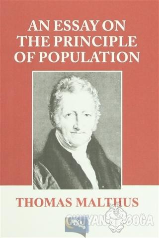 An Essay on The Principle of Population - Thomas Malthus - Gece Kitapl
