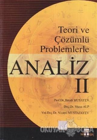 Analiz 2 - Binali Musayev - Tek Ağaç Yayınevi Kültür
