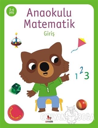 Anaokulu Matematik - Giriş - Kolektif - Almidilli
