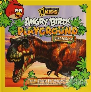 Angry Birds Playground Dinozorlar (Ciltli) - Jill Esbaum - Beta Kids