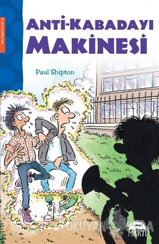 Anti-Kabadayı Makinesi - Paul Shipton - Martı Yayınları
