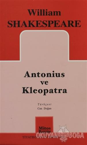 Antonius ve Kleopatra - William Shakespeare - Mitos Boyut Yayınları