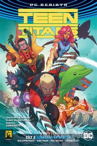 Aqualad Yükseliyor Cilt 2 - Teen Titans