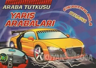Araba Tutkusu - Yarış Arabaları - Kolektif - Koloni Çocuk