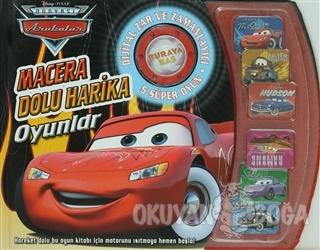 Arabalar - Macera Dolu Harika Oyunlar