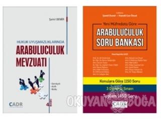 Arabuluculuk Mevzuatı ve Arabuluculuk Soru Bankası (2 Kitap Takım)