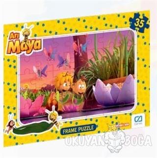 Arı Maya - Frame Puzzle 2 (35 Parça)