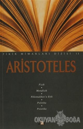 Aristoteles - Kaan H. Ökten - Say Yayınları