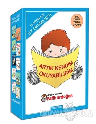 Artık Kendim Okuyabilirim (İlk Okuma Seti - 10 Kitap) - Fatih Erdoğan