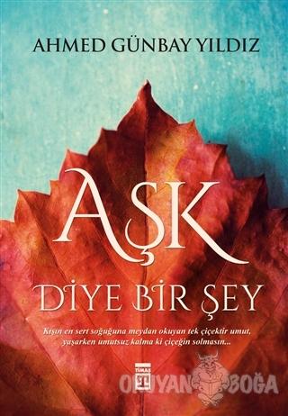 Aşk Diye Bir Şey - Ahmed Günbay Yıldız - Timaş Yayınları