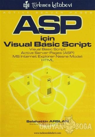ASP İçin Visual Basic Script