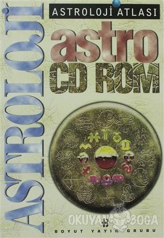 Astroloji Atlası Astro CD-ROM (Ciltli)