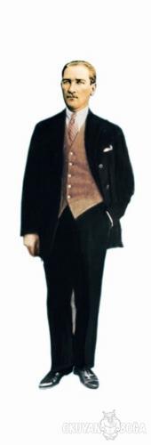 Atatürk 3 -  Özel Kesimli Ayraç