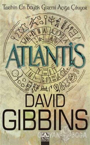 Atlantis - David Gibbins - Altın Kitaplar