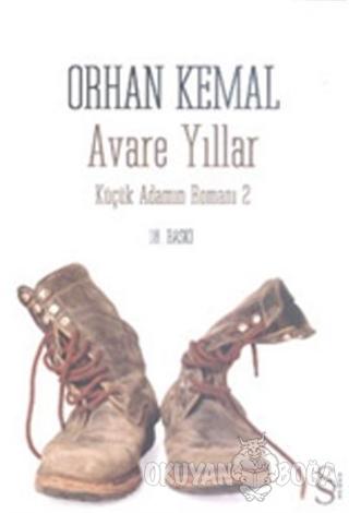 Avare Yıllar - Orhan Kemal - Everest Yayınları