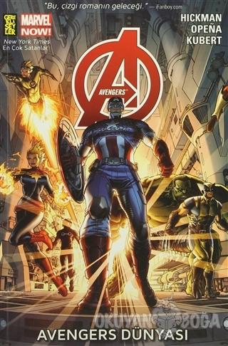 Avengers 1 - Avengers Dünyası - Jonathan Hickman - Gerekli Şeyler Yayı