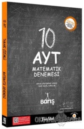 AYT 10 Matematik Denemesi 2021 - Kolektif - Yazarın Kendi Yayını - Bar