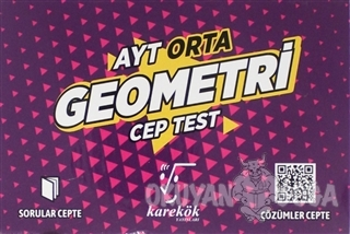AYT Cep Test Geometri (Orta)