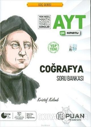 AYT Coğrafya Soru Bankası - Kolektif - Puan Akademi