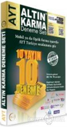 AYT Deneme Seti 10 Yayın 10 Deneme