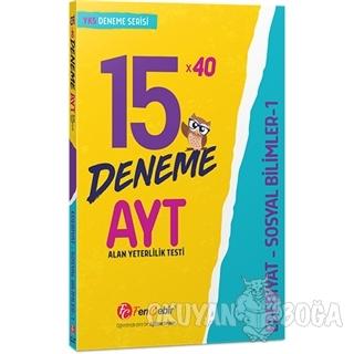 AYT Edebiyat Sosyal Bilimler 1 15x40 Deneme