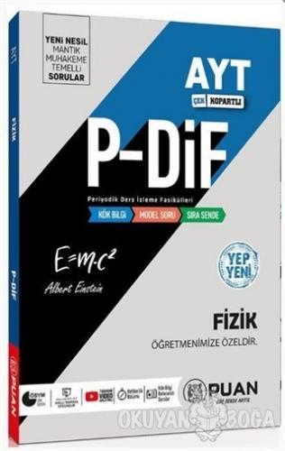 AYT Fizik PDİF Konu Anlatım Fasikülleri - Kolektif - Puan Akademi