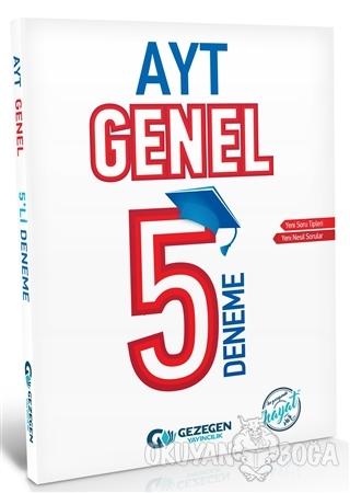 AYT Genel 5'li Deneme - Kolektif - Gezegen Yayıncılık