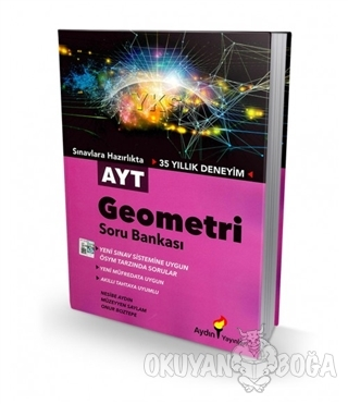 AYT Geometri Soru Bankası - Nesibe Aydın - Aydın Yayınları