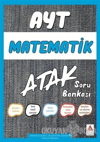 AYT Matematik Atak Soru Bankası