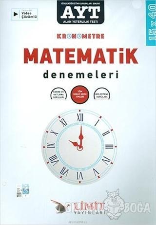 AYT Matematik Denemeleri - Kolektif - Limit Yayınları