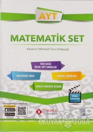 AYT Matematik Set Kazanım Merkezli Soru Kitapçığı
