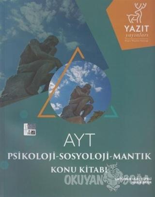 AYT Psikoloji - Sosyoloji - Mantık Konu Kitabı