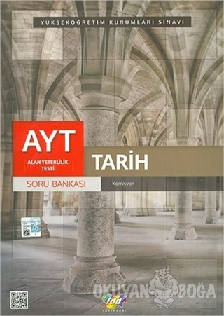 AYT Tarih Soru Bankası - Kolektif - Fdd Yayınları