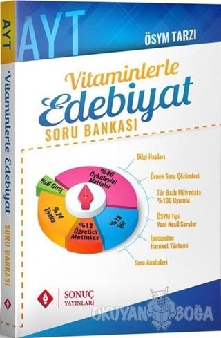 AYT Vitaminlerle Edebiyat Soru Bankası - Kolektif - Sonuç Yayınları