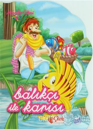 Balıkçı ile Karısı - Kolektif - Çilek Kitaplar